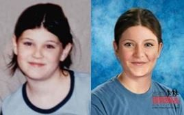 Bethany Markowski at 11 and age progressed
